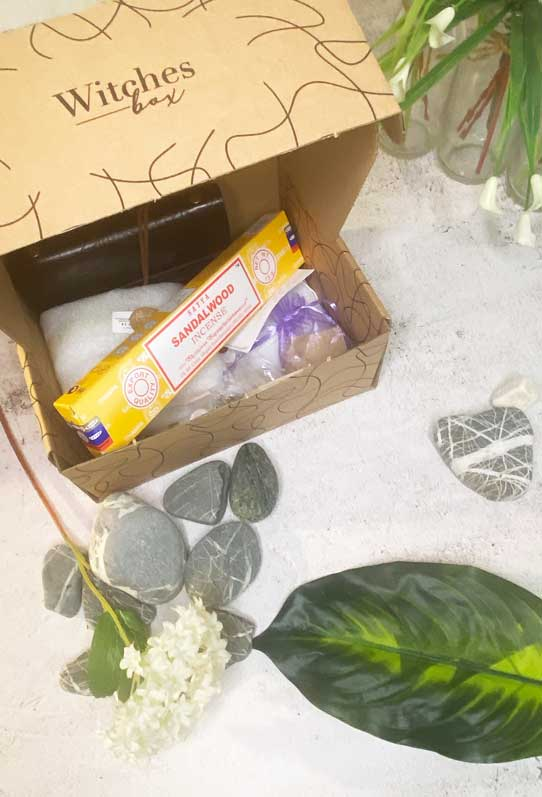 Witches Box – Box Thématique