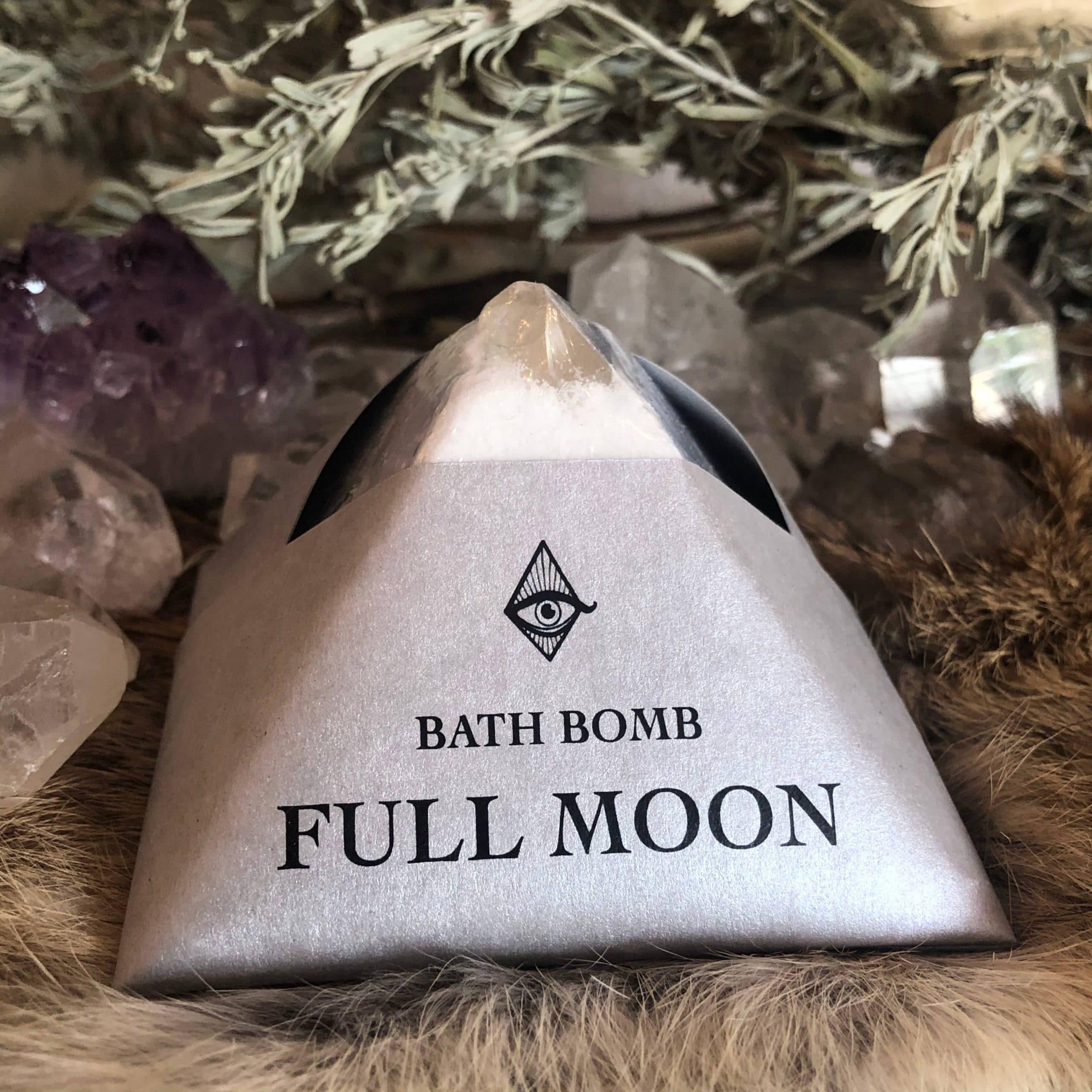 Bombe De Bain Pleine Lune