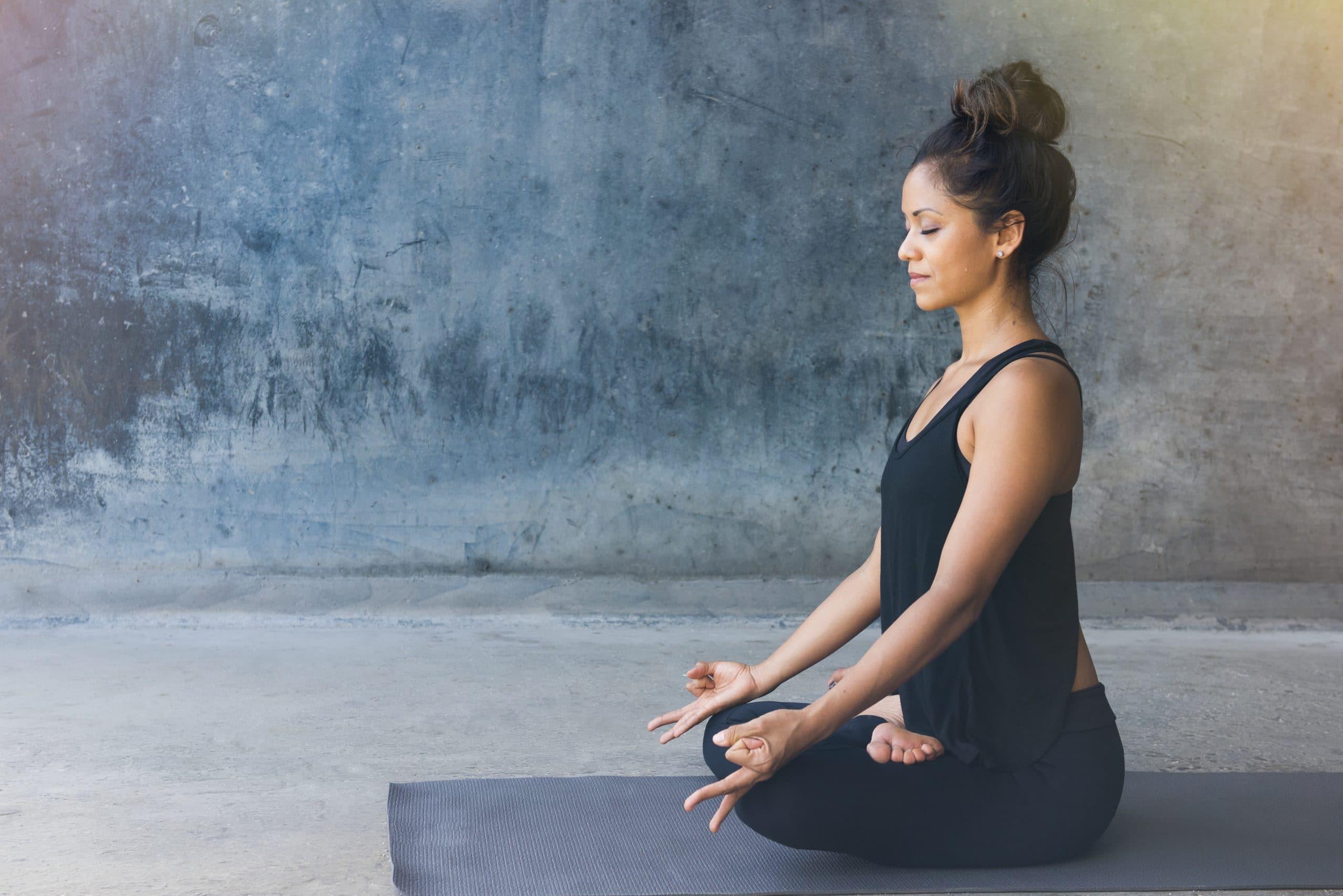 Meditation-couverture