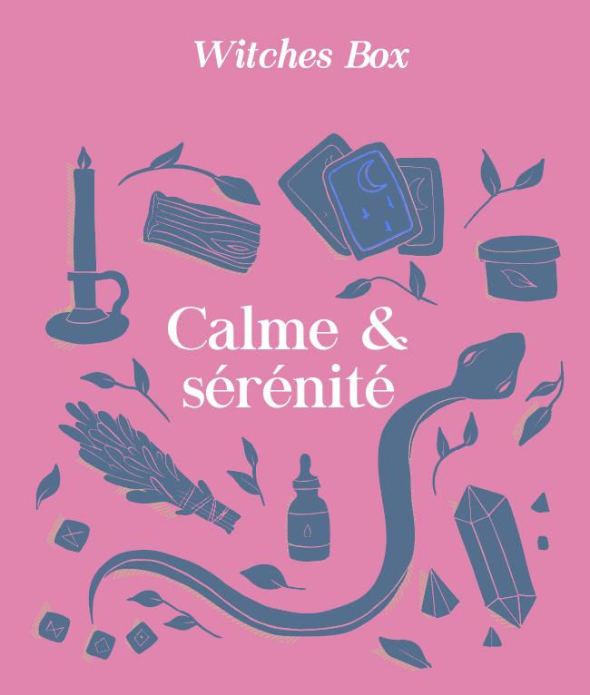 Witches Box Rituels De Sorcière