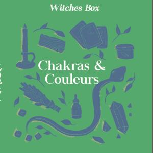 Witches Box Chakras Et Couleurs